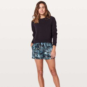 Lululemon Spring Break Away Short Shorts